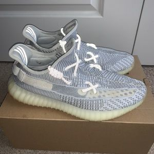 Yeezy boost 350 Static reflective laces